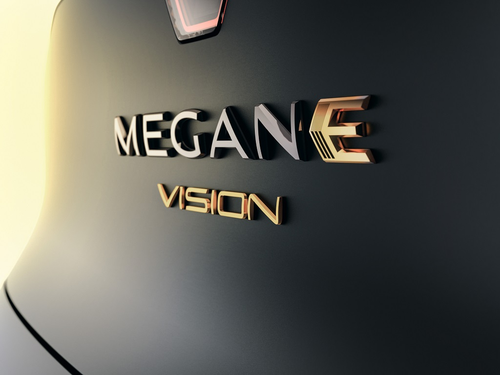 Megane eVision